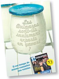 Le lancement du magazine a été soutenu par une campagne de communication avec un budget de 300 000 euros.