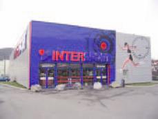 Intersport aujourd'hui, ce sont plus de 5000 points de vente répartis dans 35 pays.