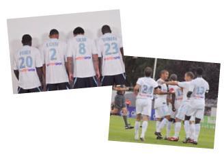 Début juillet, Intersport a conclu un partenariat pour trois saisons avec l'Olympique de Marseille.