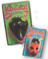 Des masques tenseurs pour éviter l'affaissement du visage. (Peuvent aussi servir pour un remake du Silence des Agneaux japonais).