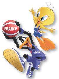 Depuis 2006, les «Looney Tunes Active» sont les porte-parole de la vitalité auprès des enfants. Depuis juin, ils apportent leur bonne humeur à 140 produits U enfants.