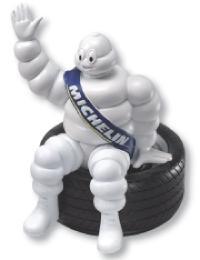 Les produits Michelin sont disponibles dans 30 000 points de vente dans le monde.