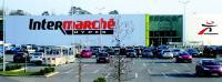 Les hypermarchés Intermarché ne totalisent que 5% du parc de magasins, mais représentent 16% du chiffre d'affaires.
