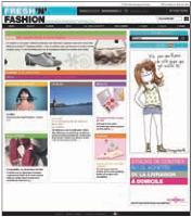 Monoprix est la première enseigne à lancer son site communautaire où les femmes échangent leurs points de vue sur la mode et découvrent les dernières tendances.