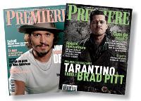 Première est un magazine qui traite aussi bien des blockbusters que des films d'auteur.