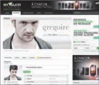 L'album de Grégoire, premier artiste produit par My Major Company s'est vendu à plus de 650000 exemplaires.