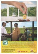 Lipton met en avant son action en faveur des plantations, mais aussi des populations locales.