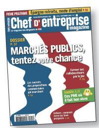 «La télévision, un média enfin accessible aux PME», par Gaelle Joua n ne, Chef d'Entreprise Magazine, n° 41, septembre 2009.