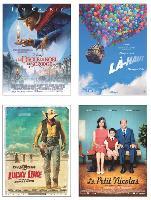 Les films qui s'adressent à tous les publics sont des réussites, car ils font l'objet de vraies sorties en famille.
