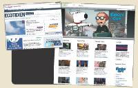 Des initiatives innovantes émergent, comme Hulu ou encore la chaîne Ecotidien. L'avenir des médias est peut-être bien là.