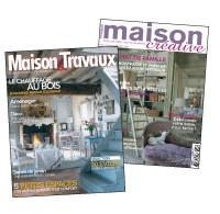 À l'image de Lagardère active (Maison & Travaux), Uni-Éditions a revu la formule éditoriale de Maison Créative.