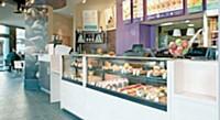 L'espace café de Cergy-Pontoise (Val d'Oise): latte parfumé, Café Mocha...