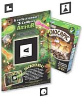 La réalité augmentée s'est invitée, en fin d'année dernière, sur le paquet de céréales Chocapic qui se transformait en plateforme de jeu grâce à l'interactivité avec la webcam.