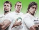 Patrick Le Mazou, et les joueurs du XV de France. L'opération Hippo Cup communique sur les valeurs d'Hippopotamus en les associant à celles du rugby.