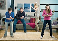 Le jeu vidéo n'est plus l'apanage des jeunes. On peut ainsi jouer à la Wii en famille ou entre amis, quel que soit son âge.