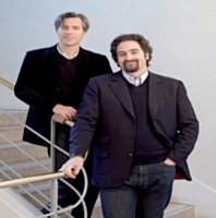 Jean-Luc Bravi et Matthieu de Lesseu (DDB)