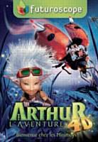 L'attraction Arthur en 4D a généré un bouche à oreille qui a fait décoller le nombre de visiteurs.