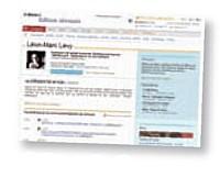 Alertes personnalisées, fil Twitter... Le Monde.fr multiplie les services aux abonnés.