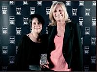 Isabelle KARASTAMATIS et Elisabeth COUTUREAU (TBWA Corporate)