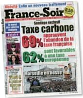 France-Soir adopte une nouvelle formule plus aérée et colorée.