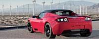 Le constructeur Tesla Motors se démarque sur le marché des véhicules haut de gamme avec ses cabriolets... électriques!
