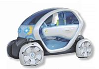 Twizy, la voiture écologique des Sims 3 créée par Renault