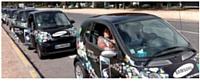 Les véhicules publicitaires installent durablement l'annonceur dans le paysage urbain.