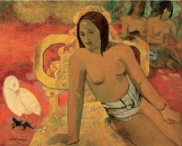 Vairumati de Paul Gauguin, 1897.