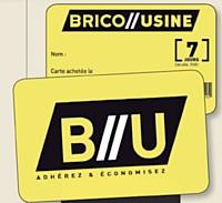 Le système de cartes d'adhésion permet de bénéficier de tarifs avantageux.