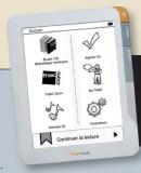 Le FnacBook entend faire concurrence au Kindle d'Amazon.