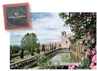 L'Occitane, avec son spa au couvent des Minimes, bénéficie de l'image de sérénité et de paix du lieu.