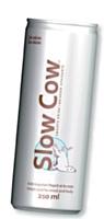 Le Slow Cow se présente comme l'antithèse du Red Bull.