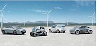 Le mouvement slow city encourage la production de véhicules électriques, comme ici chez Renault.