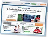 «Bill my parents» propose d'ouvrir des comptes bancaires à la carte pour les adolescents.