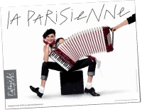 Inès de la Fressange, nouvelle égérie des Galeries Lafayette.