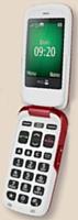 Mobile Doro: le Phoneeasy 615 est le premier modèle de la marque à proposer la fonction appareil photo, réclamée par les seniors.