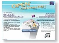 Open crémaillère avec LCL et 6: AM
