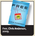 Free, Chris Anderson, 2009.