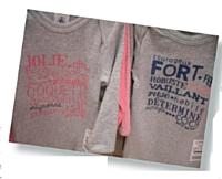 Bad buzz pour les tee-shirts Petit Bateau, jugés sexistes par les internautes sur les réseaux sociaux.