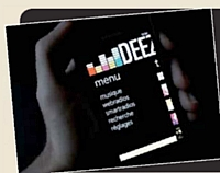 Deezer, site de streaming musical, n'est plus 100 % gratuit. Son appli sur Apple ou Windows Phone 7 est payante.