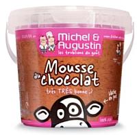 La marque Michel & Augustin a bâti sa réputation sur l'humour publicitaire... sur le Web aussi.