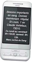 A travers sa campagne de mobile street marketing développée pour l'Etablissement français du sang en Ile-de-France (EFS), la régie SFR a réussi un véritable tour de force.