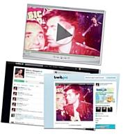 La radio musicale, NRJ, utilise le crowd-sourcing lors de la cérémonie des NRJ Music Awards.
