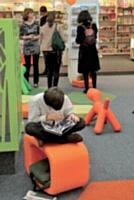 A terme, tous les magasins posséderont un univers enfant mêlant jeux, livres, CD, vidéos, produits techniques, animations et services spécifiques.