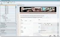 Converso Designer est l'outil commun à tous les modes de collecte.