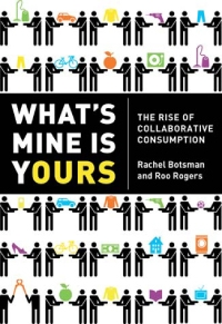 Un des ouvrages de référence sur la consommation collaborative. Un mouvement qui est né à San Francisco.