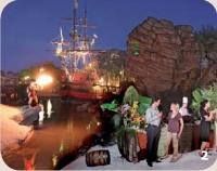 2/ Disneyland Paris. Trois lieux réservés aux événements de grande ampleur.