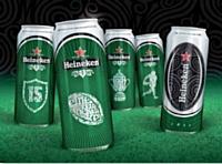 Sponsor officiel de la Coupe du monde de rugby, Heineken, a obtenu le monopole de vente de bières dans les stades.