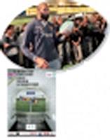 Pour son opération Rugby Park, la RATP s'est offert les services du plus célèbre rugbyman de France, Sébastien Chabal.