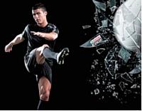 Avec Ronaldo comme ambassadeur, Castrol a montré qu'elle est à la pointe de la technologie.